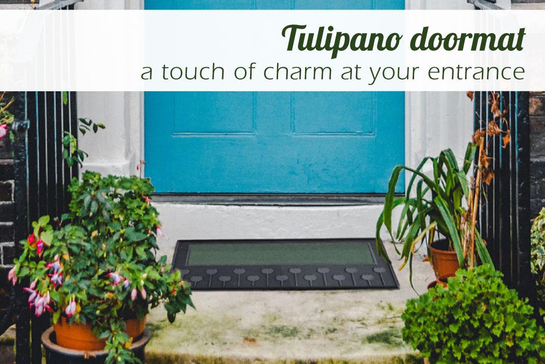 Footer doormat tulipano