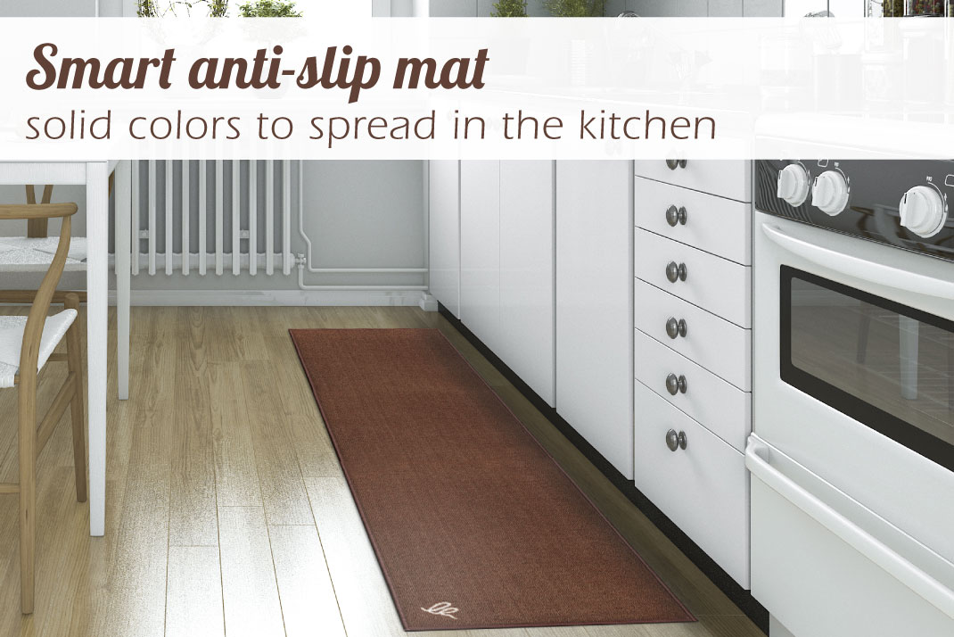 Footer Smart mat for kitchen